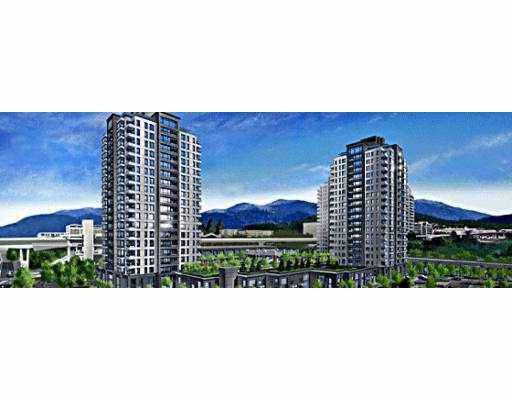 "Main Photo: 1104 4182 DAWSON Street in Burnaby: Central BN Condo for sale in ""TANDEM"" (Burnaby North)  : MLS®# V639070"