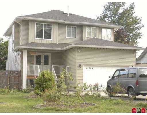 Main Photo: 12784 115B AV in Surrey: Bridgeview House for sale (North Surrey)  : MLS®# F2616149