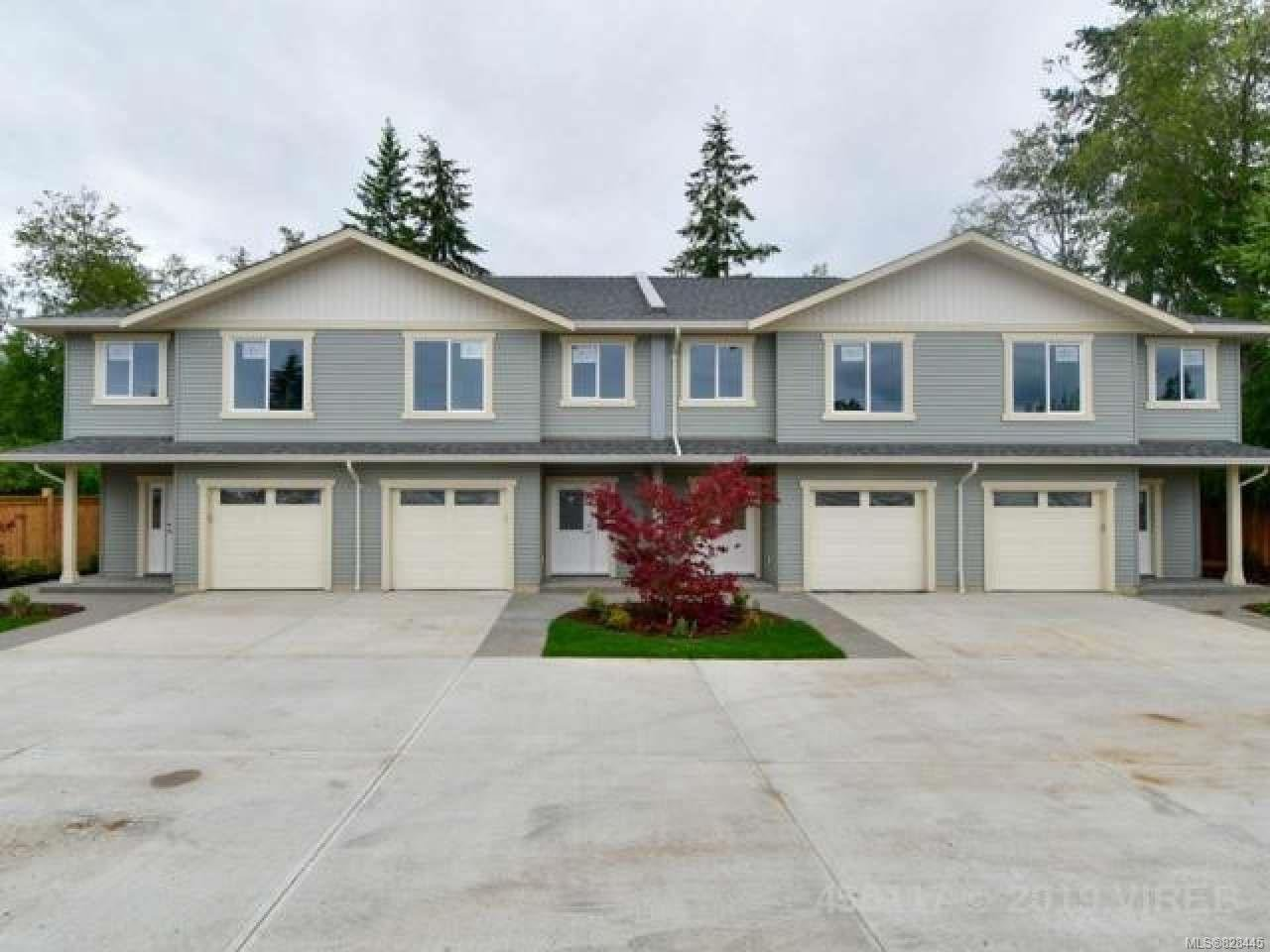 Main Photo: 336D Petersen Rd in CAMPBELL RIVER: CR Campbellton Row/Townhouse for sale (Campbell River)  : MLS®# 828445