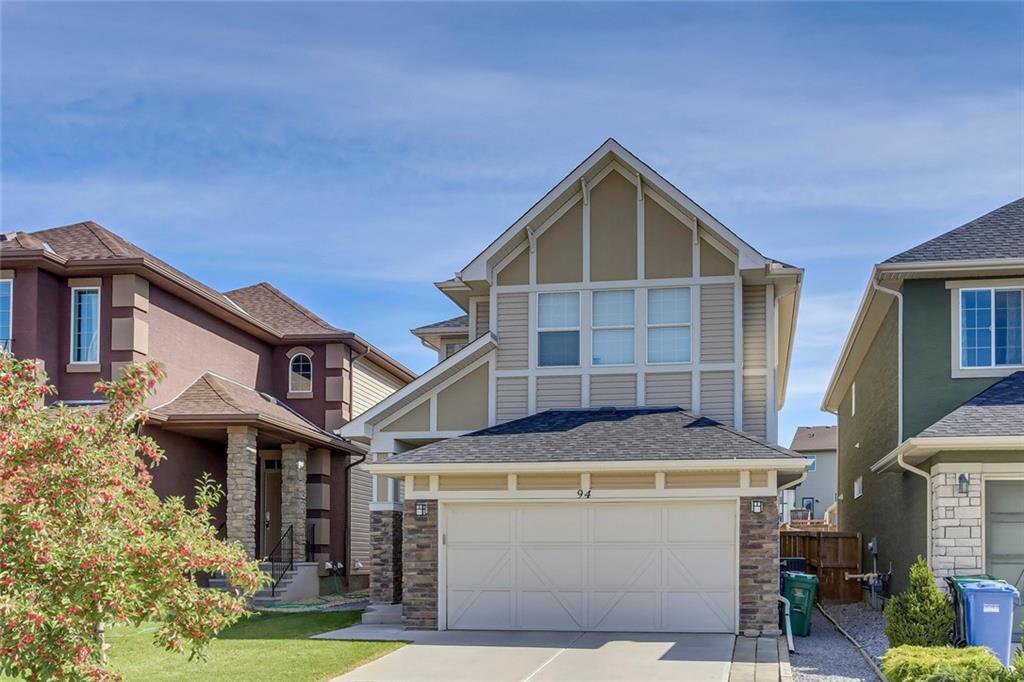 Main Photo: 94 CRANFORD Garden SE in Calgary: Cranston Detached for sale : MLS®# C4299256