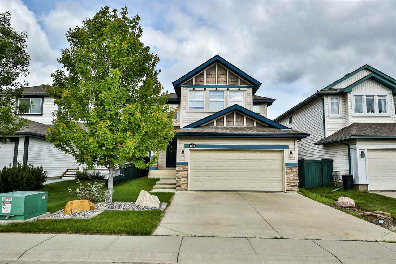 Main Photo: 1916 120 SW in Edmonton: Zone 55 House for sale : MLS®# E4202908
