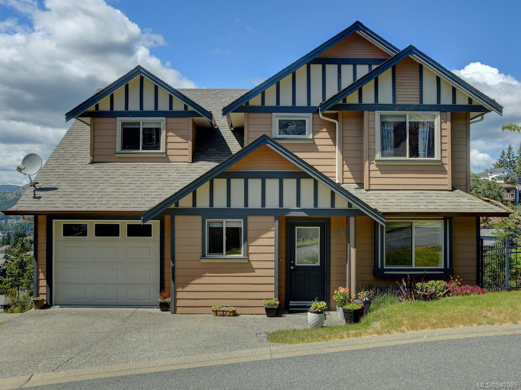 Main Photo: 2573 Legacy Ridge in Langford: La Mill Hill House for sale : MLS®# 840989