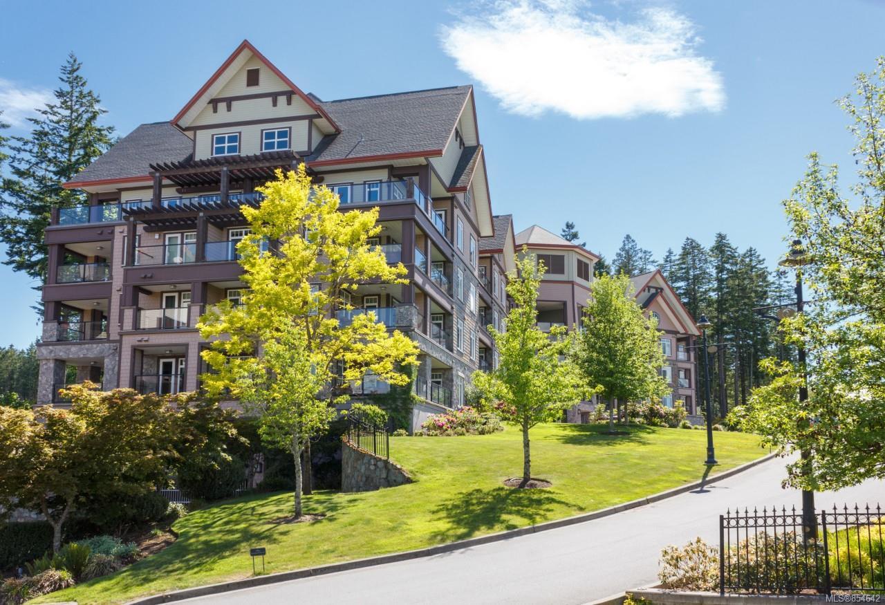 Main Photo: 105 1395 Bear Mountain Pkwy in : La Bear Mountain Condo Apartment for sale (Langford)  : MLS®# 854642