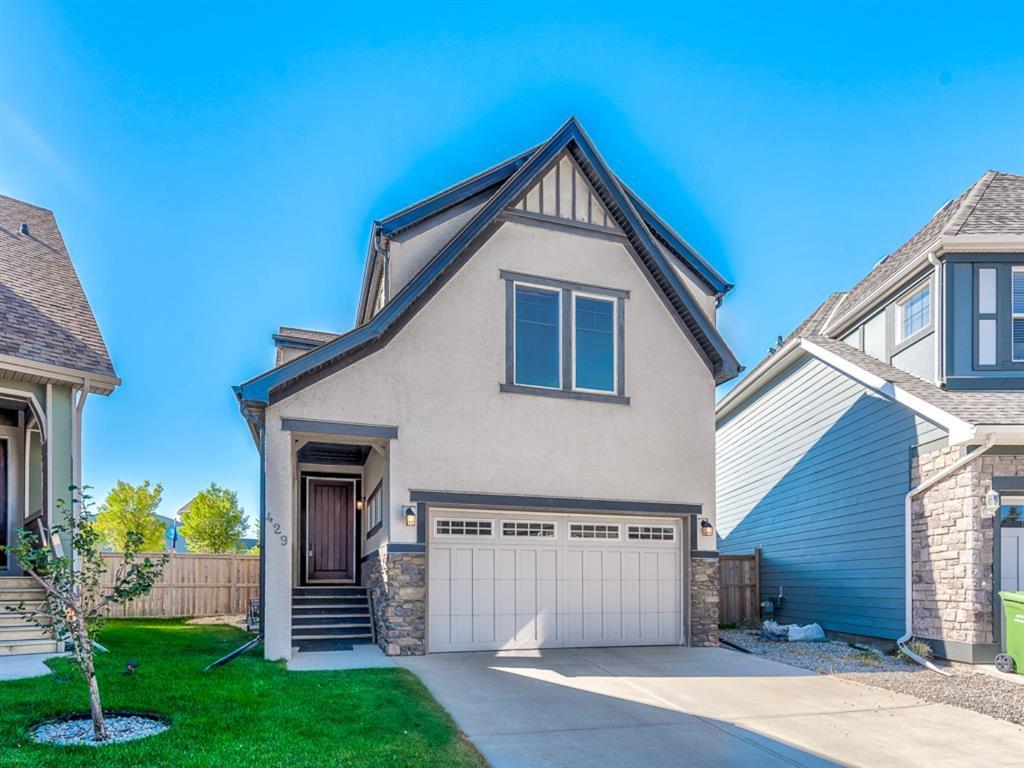 Main Photo: 429 Mahogany Court SE in Calgary: Mahogany Detached for sale : MLS®# A1032192