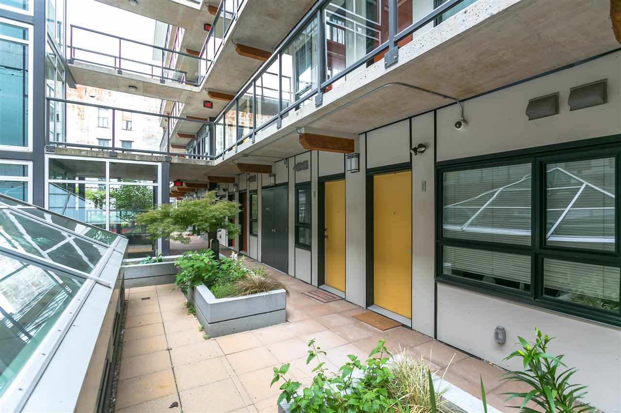 """Main Photo: 207 138 E HASTINGS Street in Vancouver: Downtown VE Condo for sale in """"Sequel 138"""" (Vancouver East)  : MLS®# R2508592"""