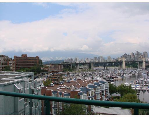 """Main Photo: 756 1515 W 2ND Avenue in Vancouver: False Creek Condo for sale in """"ISLAND COVE"""" (Vancouver West)  : MLS®# V681891"""