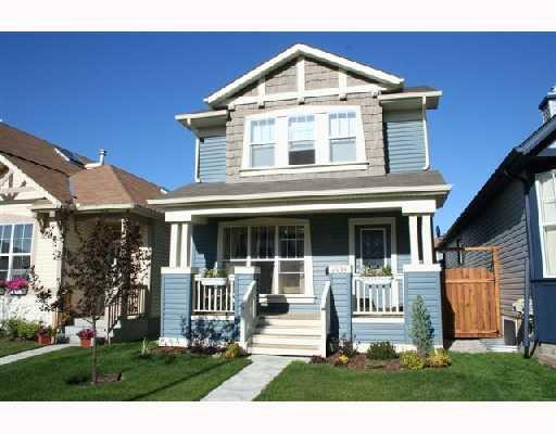 Main Photo: 2034 NEW BRIGHTON Gardens SE in CALGARY: New Brighton Residential Detached Single Family for sale (Calgary)  : MLS®# C3311397