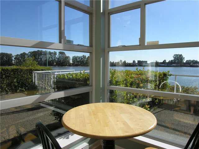 Main Photo: 8 2138 E KENT AVE SOUTH AVENUE in : South Marine Townhouse for sale (Vancouver East)  : MLS®# V849923