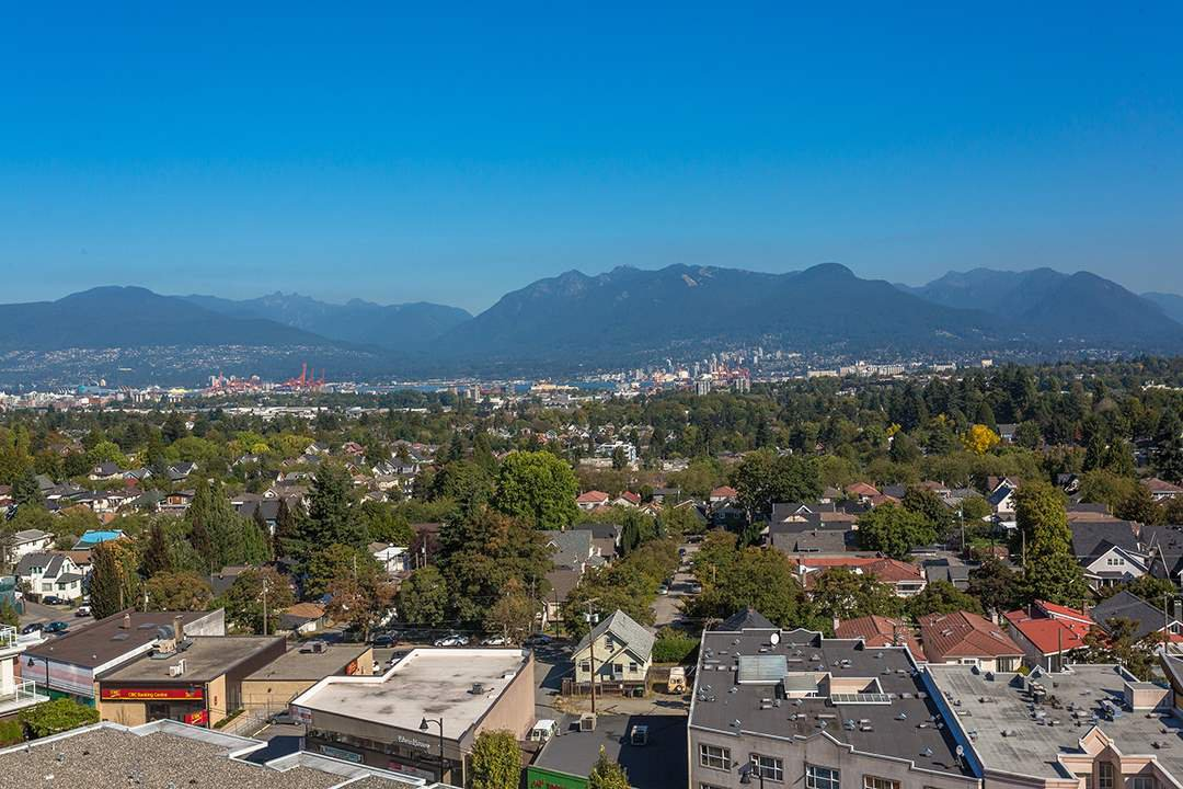 Main Photo: 1255 1483 E KING EDWARD Avenue in Vancouver: Knight Condo for sale (Vancouver East)  : MLS®# R2403343