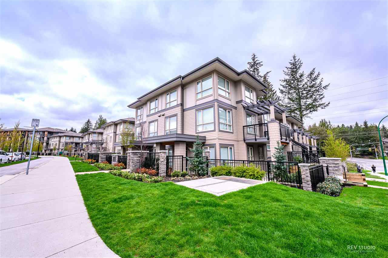 "Main Photo: 1 3201 NOEL Drive in Burnaby: Sullivan Heights Townhouse for sale in ""Cameron"" (Burnaby North)  : MLS®# R2403534"