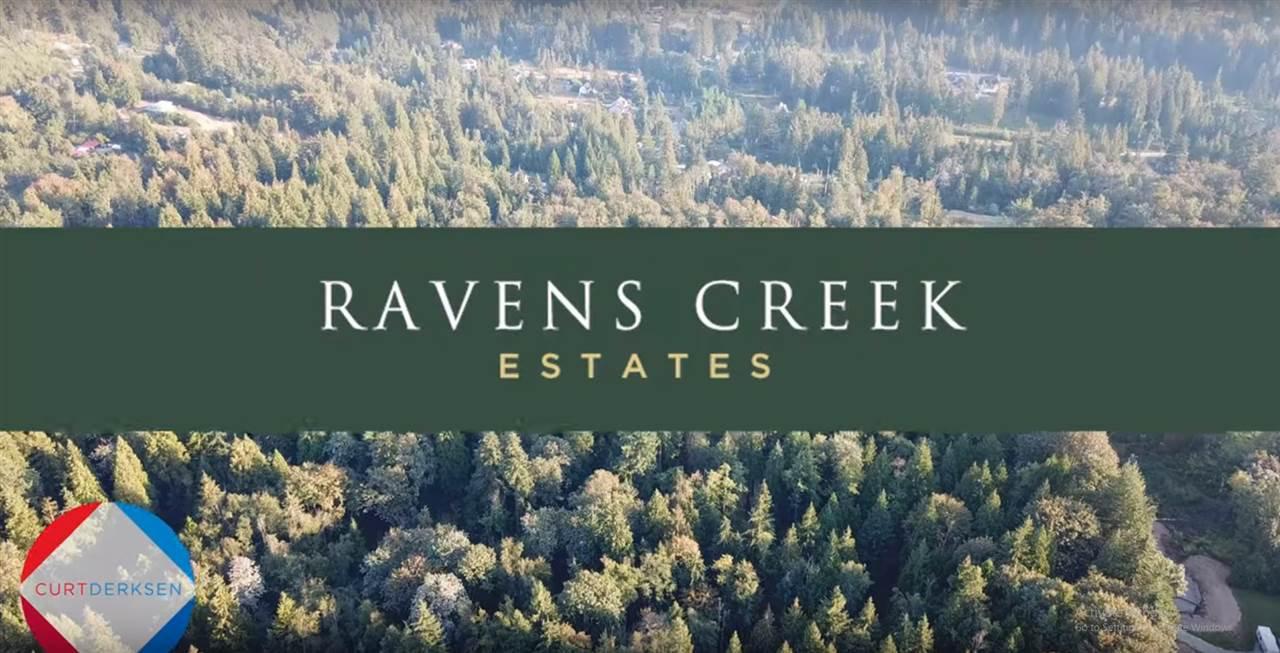 "Main Photo: LT.8 RICHARDS AVENUE in Mission: Mission BC Land for sale in ""Raven's Creek Estates"" : MLS®# R2422894"