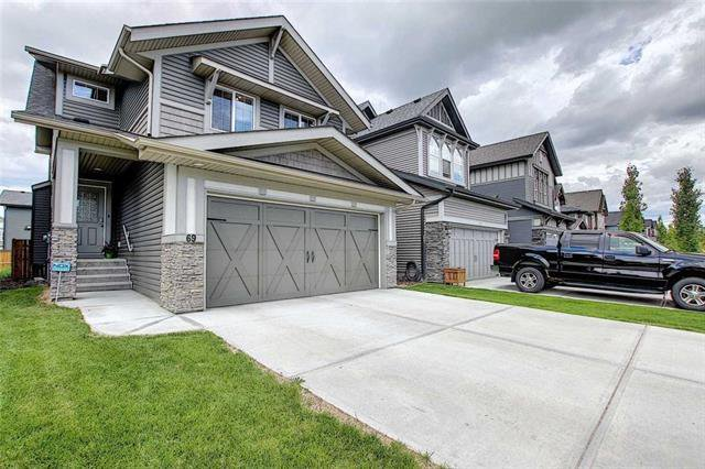 Main Photo: 69 Thoroughbred Boulevard: Cochrane Detached for sale : MLS®# C4301991