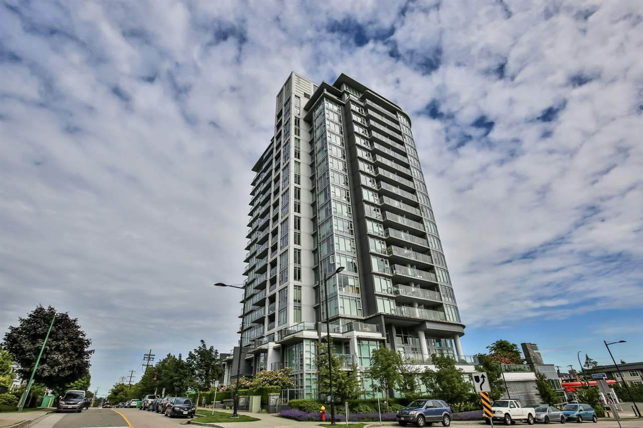 "Main Photo: 508 958 RIDGEWAY Avenue in Coquitlam: Central Coquitlam Condo for sale in ""The Austin"" : MLS®# R2467838"
