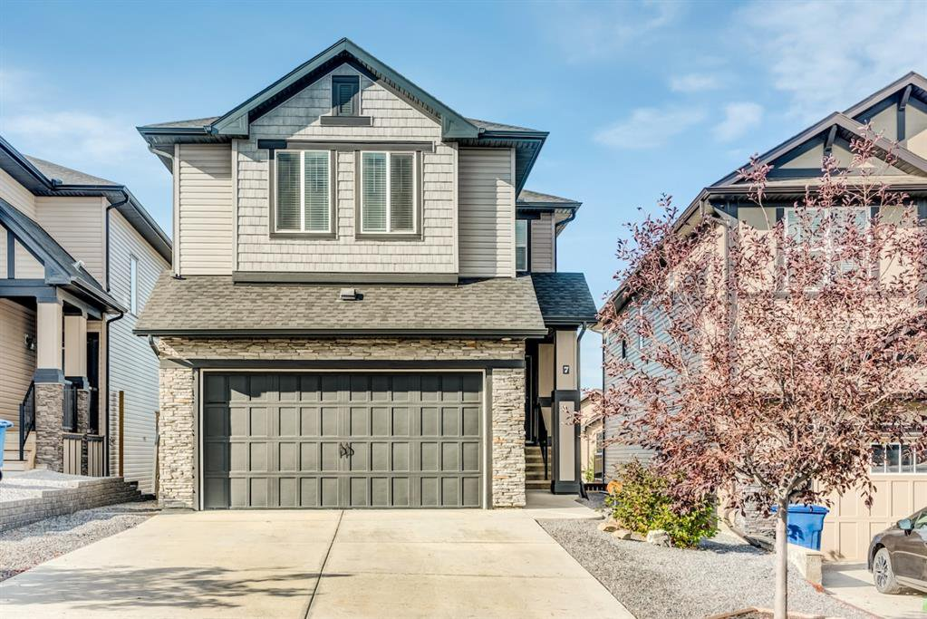 Main Photo: 7 Hillcrest Link: Airdrie Detached for sale : MLS®# A1035182