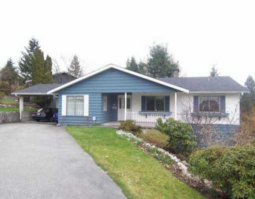 """Main Photo: 1601 STELLA Place in Port Coquitlam: Mary Hill House for sale in """"MARY HILL"""" : MLS®# V634928"""