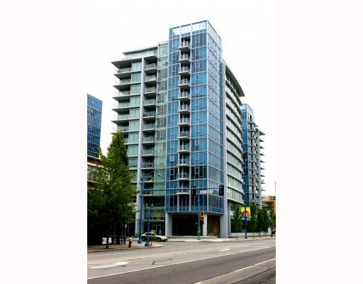 "Main Photo: # 1105B 7371 WESTMINSTER HY in Richmond: Brighouse Condo  in ""Lotus"""