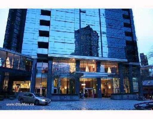 "Main Photo: 1102 1050 BURRARD Street in Vancouver: Downtown VW Condo for sale in ""WALL CENTRE"" (Vancouver West)  : MLS®# V669788"