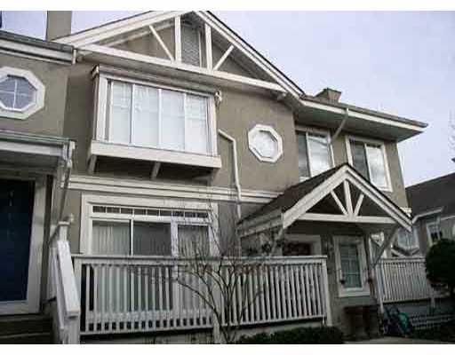 Main Photo: 27 2422 HAWTHORNE AV in Port_Coquitlam: Central Pt Coquitlam Townhouse for sale (Port Coquitlam)  : MLS®# V375960