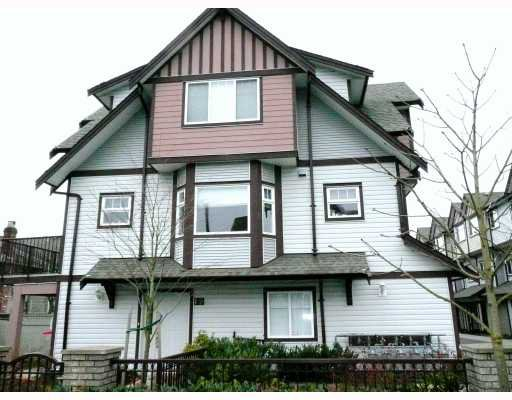 Main Photo: 12 7700 ABERCROMBIE Drive in Richmond: Brighouse South Townhouse for sale : MLS®# V703192