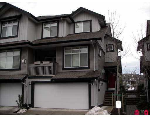 "Main Photo: 18839 69TH Ave in Surrey: Clayton Townhouse for sale in ""STARPOINT II"" (Cloverdale)  : MLS®# F2626999"