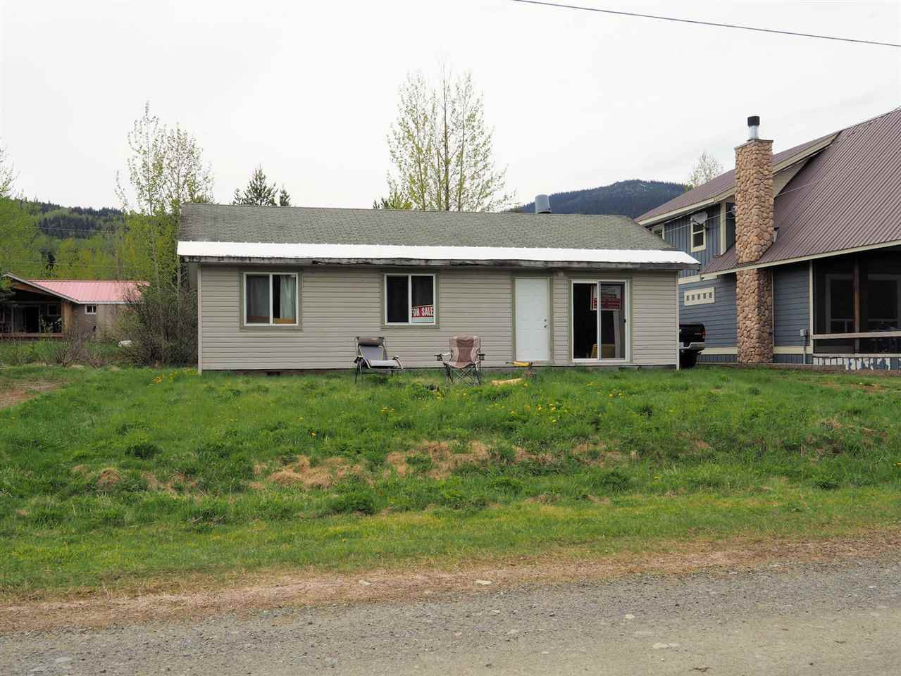 Main Photo: 653 A Road in Canim Lake: Canim/Mahood Lake House for sale (100 Mile House (Zone 10))  : MLS®# R2458176