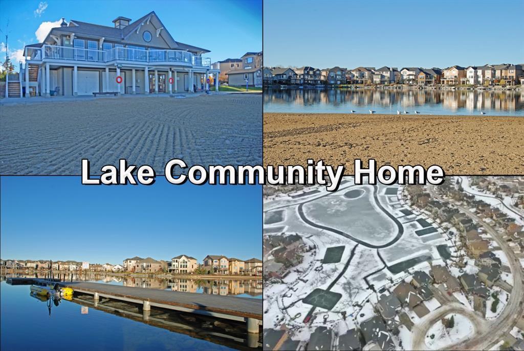 Community Photo: Crystal Shores Beach House facility.