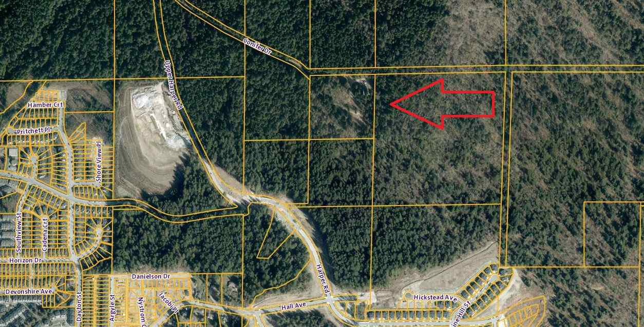 Main Photo: 3540 CONIFER Drive in Coquitlam: Burke Mountain Land for sale : MLS®# R2511383