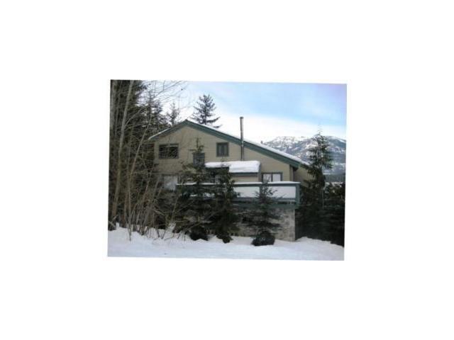 Main Photo: #1 ski-in/ski-out location in Whistler