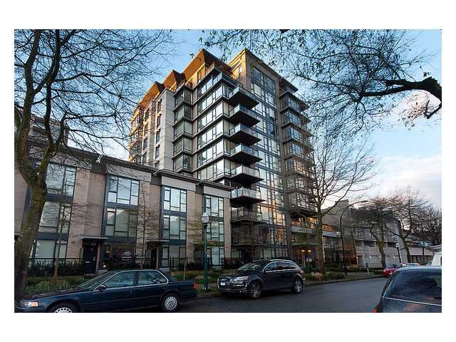 "Main Photo: # 1101 1650 W 7TH AV in Vancouver: Fairview VW Condo for sale in ""VIRTU"" (Vancouver West)  : MLS®# V906819"
