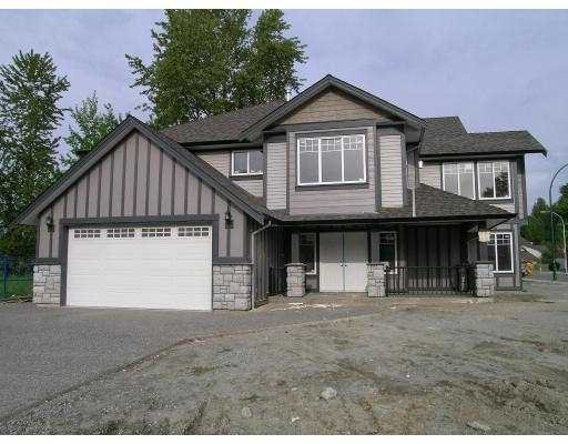 Main Photo: 11795 231B ST in Maple Ridge: East Central House for sale : MLS®# V589843
