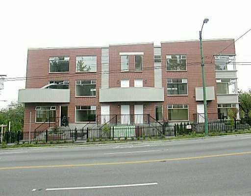 Main Photo: 3560 OAK ST in Vancouver: Fairview VW Condo for sale (Vancouver West)  : MLS®# V500379