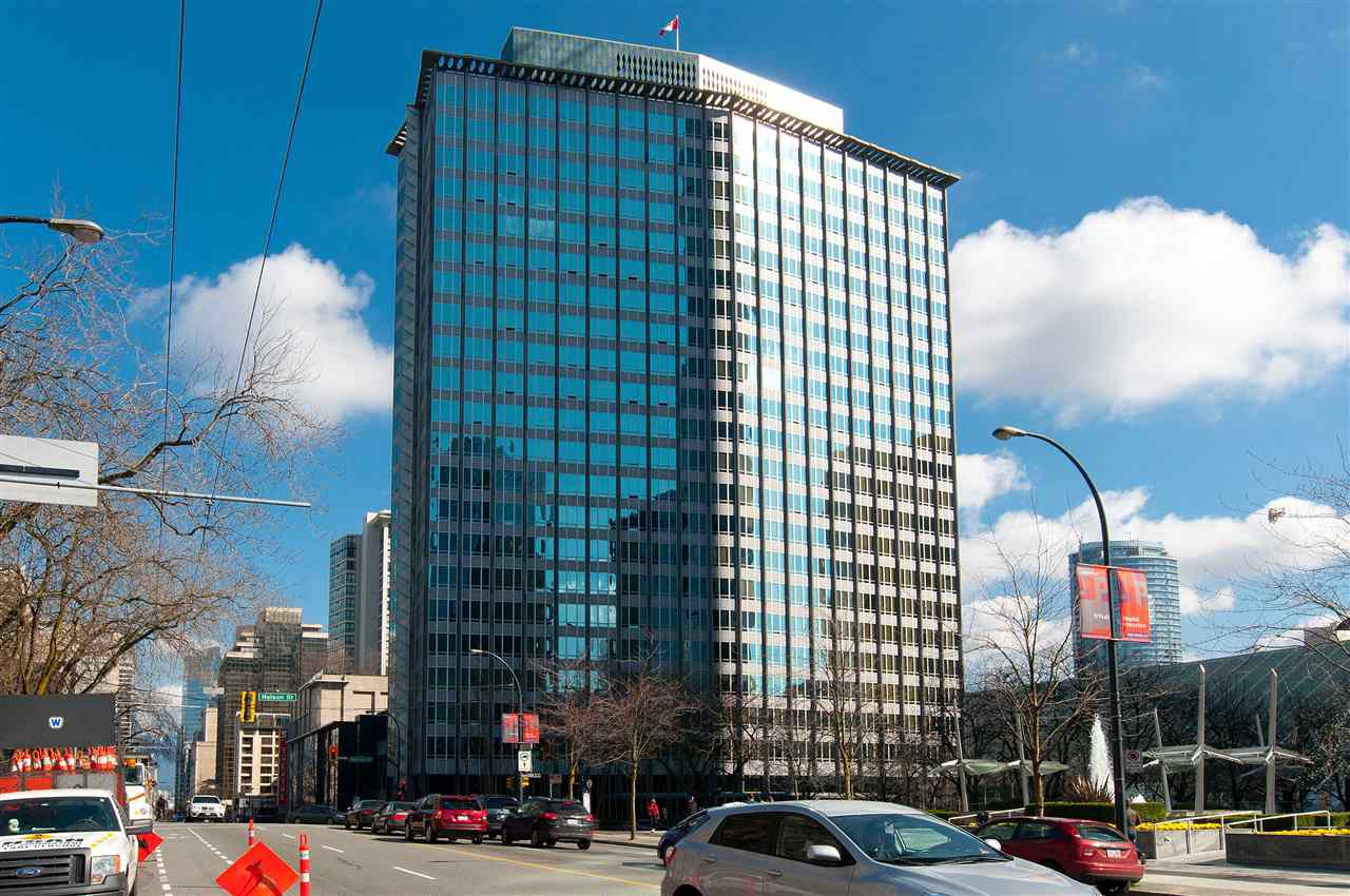 "Main Photo: 810 989 NELSON Street in Vancouver: Downtown VW Condo for sale in ""ELECTRA"" (Vancouver West)  : MLS®# R2409945"