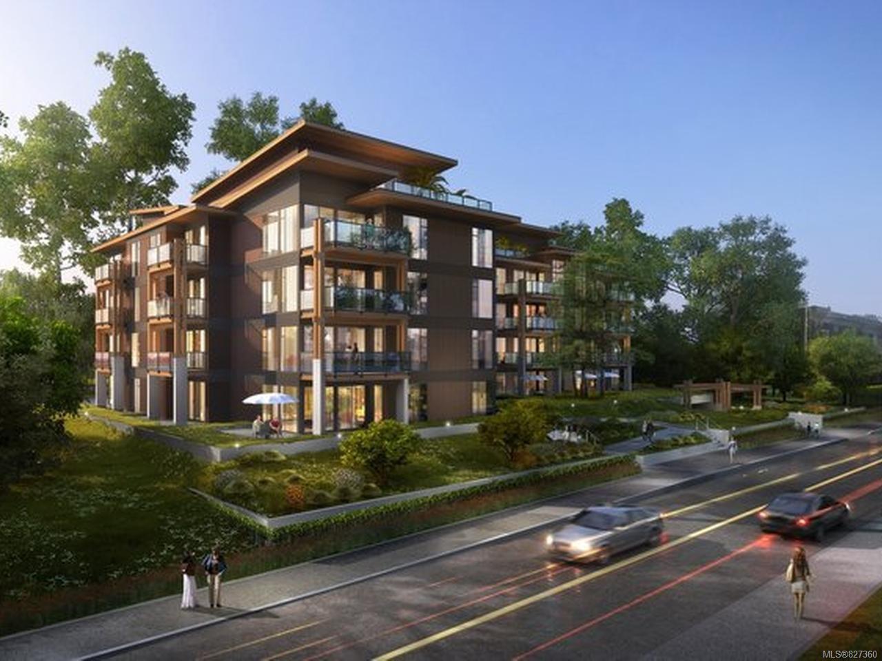 Main Photo: 405 1700 Balmoral Ave in COMOX: CV Comox (Town of) Condo Apartment for sale (Comox Valley)  : MLS®# 827360