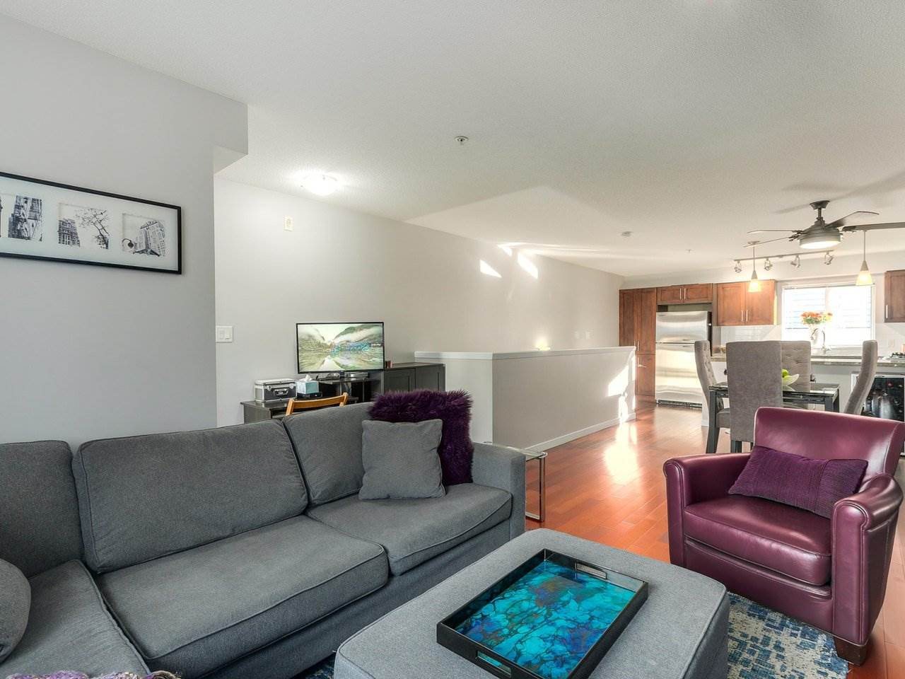 Photo 5: Photos: 119 672 W 6TH AVENUE in Vancouver: Fairview VW Townhouse for sale (Vancouver West)  : MLS®# R2401186