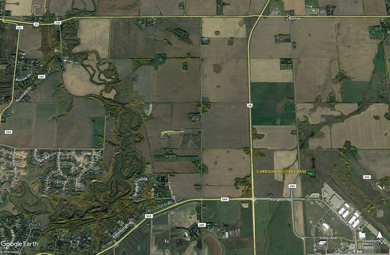 Main Photo: RR245 HIGHWAY 28: Rural Sturgeon County Rural Land/Vacant Lot for sale : MLS®# E4182828