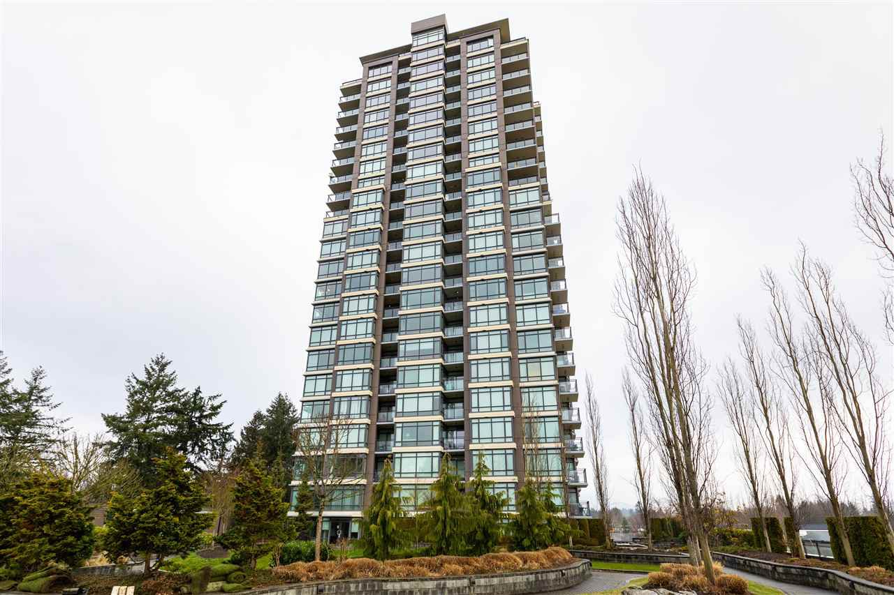 "Main Photo: 1507 2789 SHAUGHNESSY Street in Port Coquitlam: Central Pt Coquitlam Condo for sale in ""THE SHAUGHNESSY"" : MLS®# R2434589"