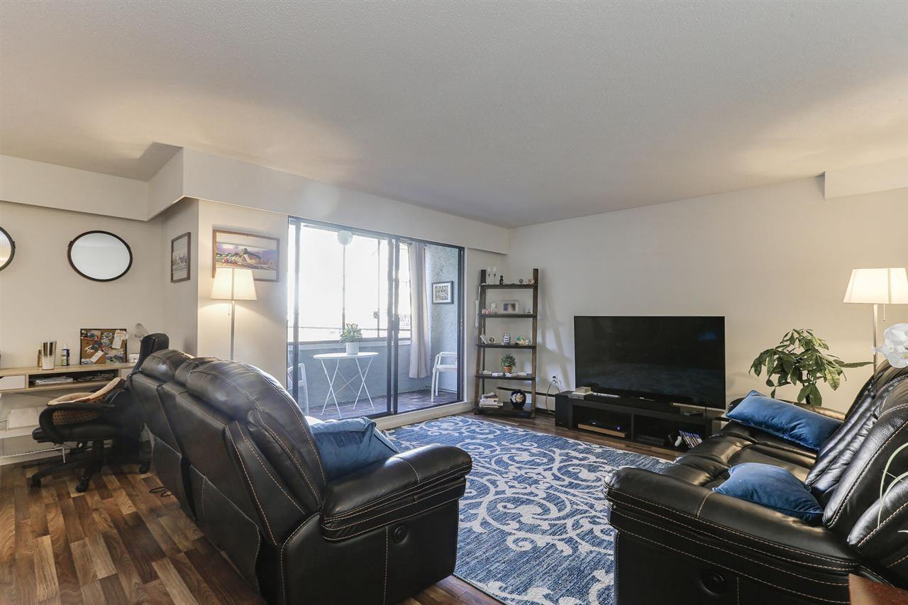 """Photo 4: Photos: 101 515 ELEVENTH Street in New Westminster: Uptown NW Condo for sale in """"MAGNOLIA MANOR"""" : MLS®# R2437136"""