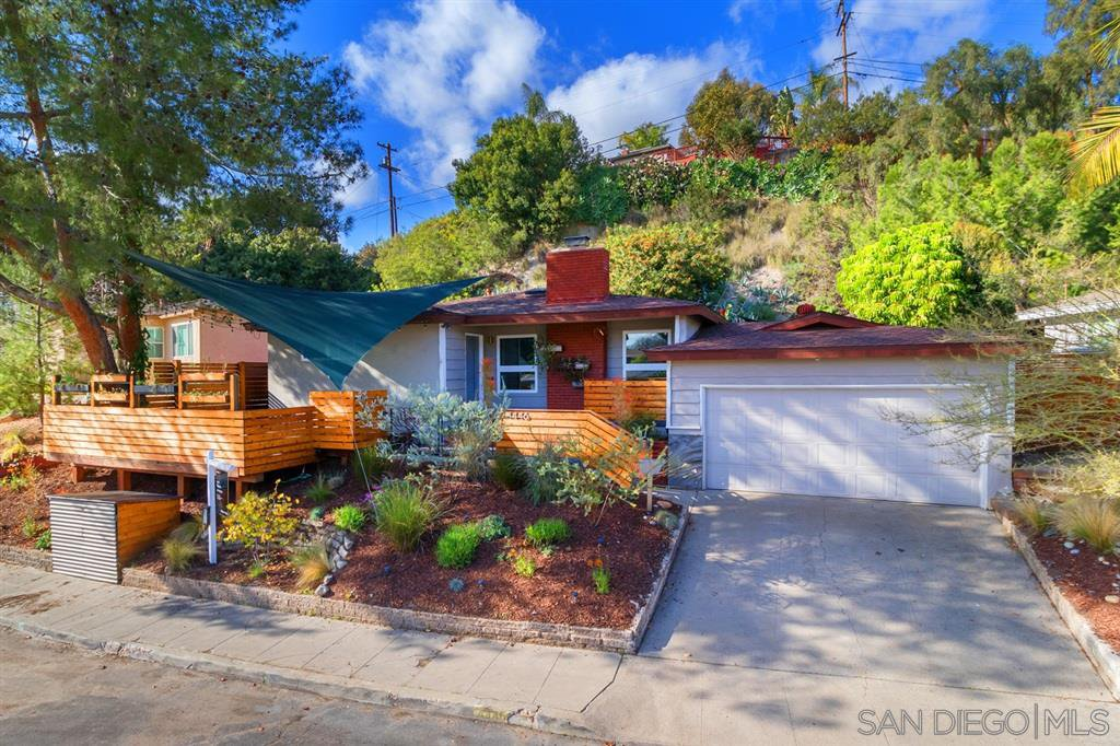 Main Photo: SAN DIEGO House for sale : 3 bedrooms : 4446 Revillo Dr.