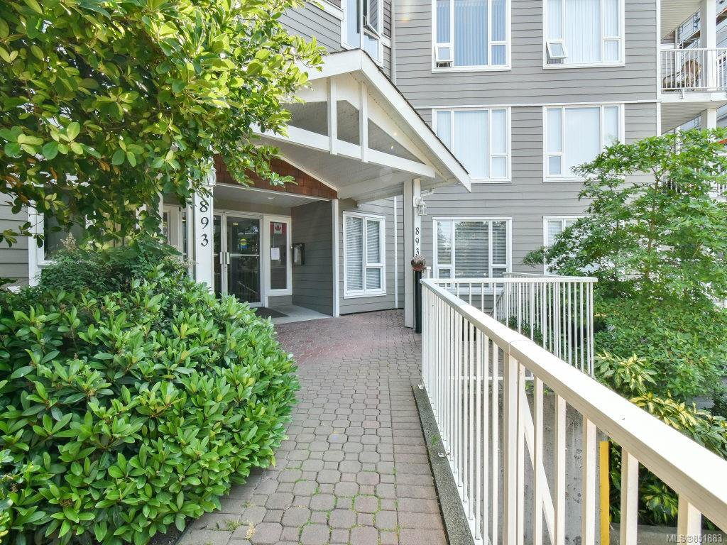 Main Photo: 103 893 Hockley Ave in : La Langford Proper Condo for sale (Langford)  : MLS®# 851883