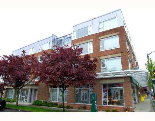 """Main Photo: 304 2103 W 45TH Ave in Vancouver: Kerrisdale Condo for sale in """"THE LEGEND"""" (Vancouver West)  : MLS®# V645138"""