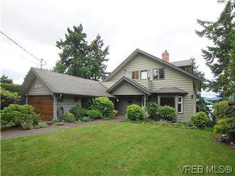 Main Photo: 10796 Madrona Drive in NORTH SAANICH: NS Deep Cove Single Family Detached for sale (North Saanich)  : MLS®# 295112