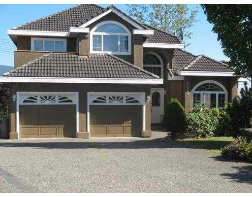 """Main Photo: 1527 GREENSTONE Court in Coquitlam: Westwood Plateau House for sale in """"WESTWOOD PLATEAU"""" : MLS®# V668668"""