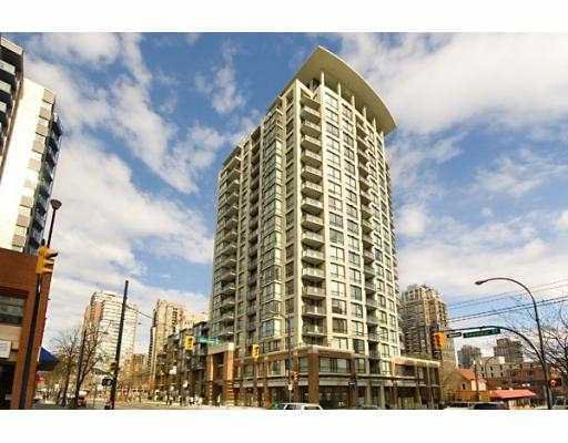 """Main Photo: 313 1082 SEYMOUR Street in Vancouver: Downtown VW Condo for sale in """"FREESIA"""" (Vancouver West)  : MLS®# V703423"""