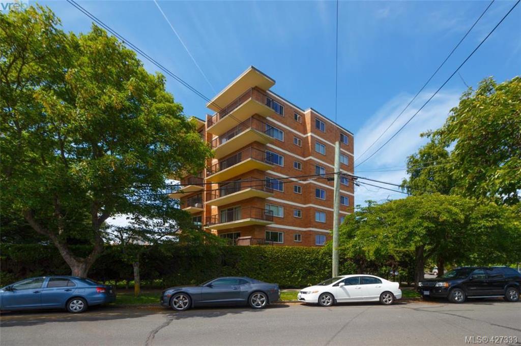 Main Photo: 101 36 South Turner St in VICTORIA: Vi James Bay Condo for sale (Victoria)  : MLS®# 841811
