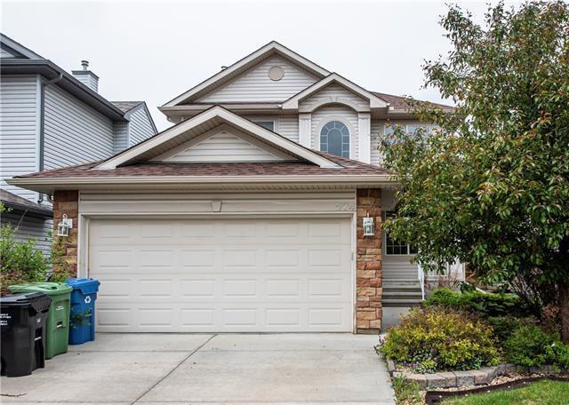 Main Photo: 274 CRANFIELD Gardens SE in Calgary: Cranston Detached for sale : MLS®# C4302833