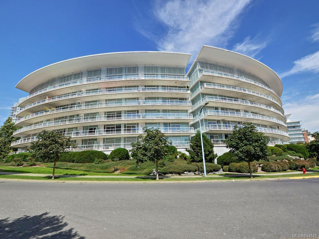 Main Photo: 614 68 Songhees Rd in Victoria: VW Songhees Condo for sale (Victoria West)  : MLS®# 844845