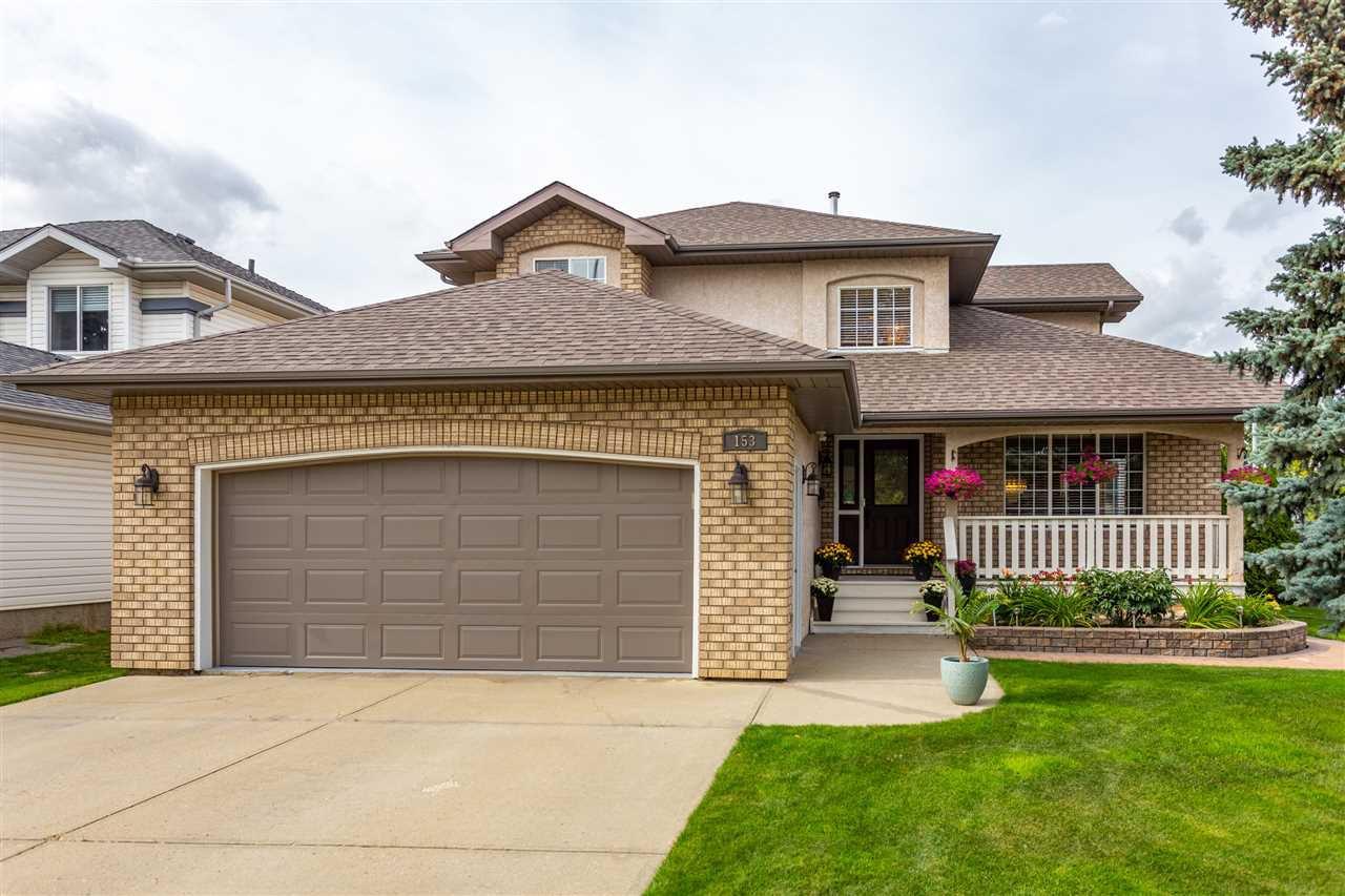 Main Photo: 153 Deer Ridge Drive: St. Albert House for sale : MLS®# E4212551