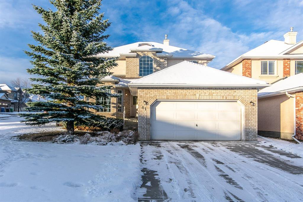 Main Photo: 81 Strathridge Close SW in Calgary: Strathcona Park Detached for sale : MLS®# A1051210