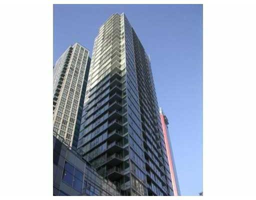 Main Photo: # 1602 1188 W PENDER ST in Vancouver: Condo for sale : MLS®# V791796