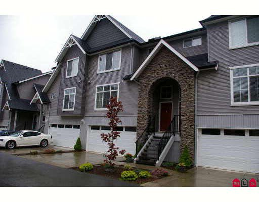 """Main Photo: 9 5965 JINKERSON Road in Sardis: Promontory Townhouse for sale in """"EAGLE VIEW RIDGE"""" : MLS®# H2802676"""